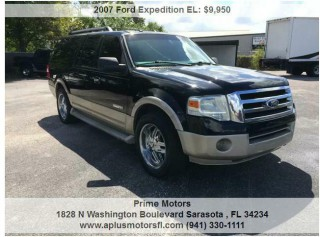 Image for 2007 Ford Expedition El Eddie Bauer ID: 19147