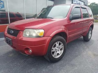Image for 2005 Ford Escape Limited ID: 19165