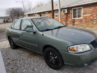 Image for 2005 Nissan Sentra 1.8 ID: 295621