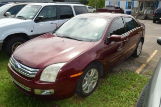 Image for 2007 Ford Fusion SEL ID: 1787037