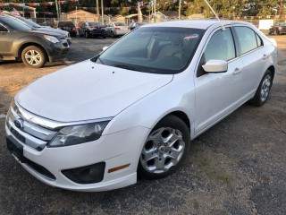 Image for 2011 Ford Fusion SE ID: 573084