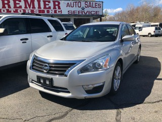 Image for 2013 Nissan Altima 2.5 ID: 338047