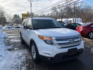 Image for 2013 Ford Explorer XLT ID: 629413
