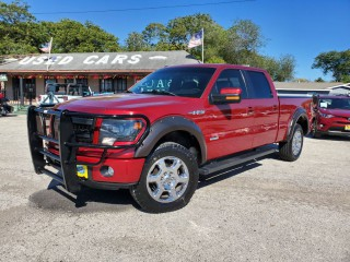 Image for 2013 Ford F-150 Supercrew ID: 317517
