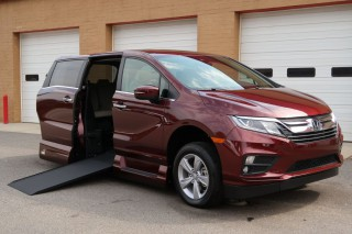 Image for 2020 Honda Odyssey EXL ID: 1269509
