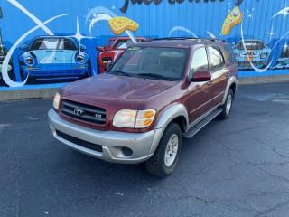 Image for 2002 Toyota Sequoia SR5 ID: 335835