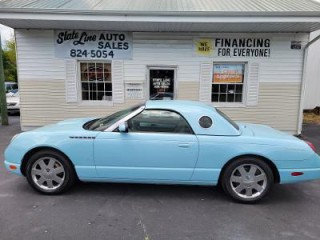 Image for 2003 Ford Thunderbird  ID: 1534148