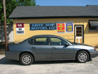 Image for 2005 Chevrolet Impala  ID: 361293