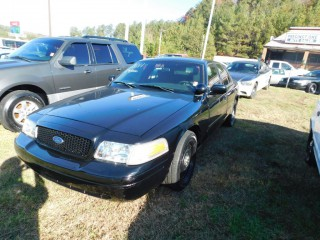 Image for 2011 Ford Crown Victoria Police Interceptor ID: 19560
