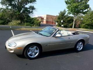 Image for 1999 Jaguar XK-Series  ID: 366933