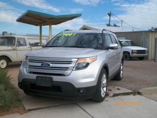Image for 2013 Ford Explorer Limited ID: 374538