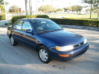 Image for 1996 Toyota Corolla Dx Auto ID: 384513