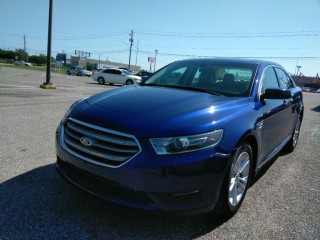 Image for 2015 Ford Taurus SEL ID: 22331