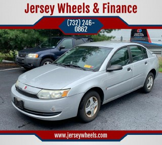 Image for 2004 Saturn ION 1 ID: 386686