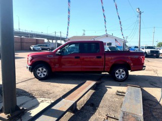 Image for 2016 Ford F-150 XLT SuperCrew 6.5-ft. Bed ID: 1643928