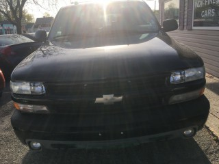 Image for 2005 Chevrolet Tahoe Z71 ID: 1514090
