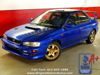 Image for 2000 Subaru Impreza STi RA ID: 401658