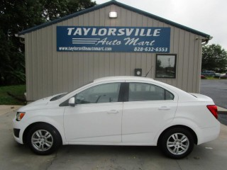 Image for 2014 Chevrolet Sonic LT Auto ID: 407623