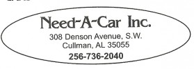 Image for Need-a-car Inc
