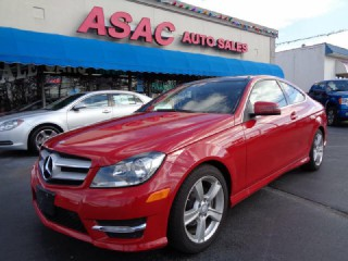 Image for 2013 Mercedes-Benz C-Class C 250 ID: 25058