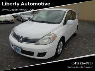 Image for 2008 Nissan Versa 1.8 SL ID: 1001618