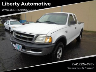 Image for 1998 Ford F-150 XL Extended Cab SB ID: 1255861