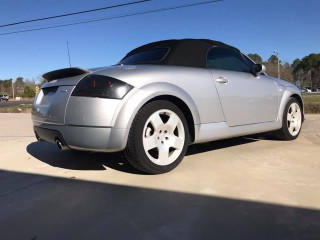 Image for 2004 Audi TT quattro ID: 458837