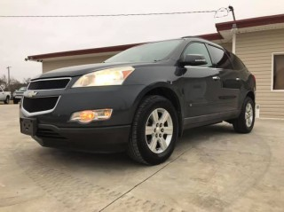 Image for 2010 Chevrolet Traverse LT ID: 458853