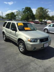 Image for 2005 Ford Escape Limited ID: 4195