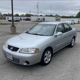 Image for 2003 Nissan Sentra XE ID: 960980