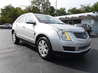 Image for 2011 Cadillac SRX Luxury Collection ID: 528542