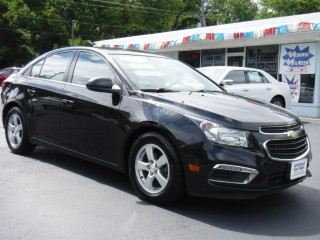 Image for 2015 Chevrolet Cruze LT ID: 530913