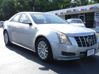 Image for 2012 Cadillac CTS  ID: 530924