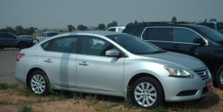Image for 2014 Nissan Sentra S ID: 534338
