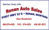 Image for Ronan Auto Sales