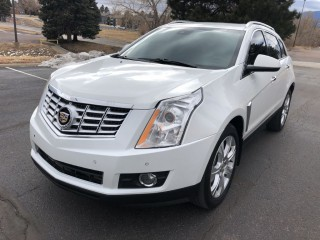 Image for 2014 Cadillac SRX Performance Collection ID: 1021823