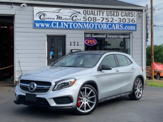 Image for 2015 Mercedes-Benz GLA-Class GLA AMG 45 ID: 2032305