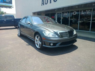 Image for 2008 Mercedes-Benz S-Class S AMG 63 ID: 27825