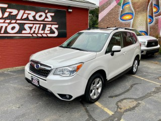 Image for 2014 Subaru Forester 2.5i Limited ID: 690840