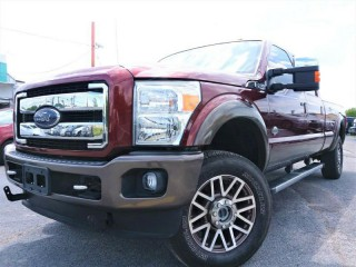Image for 2016 Ford F-350 King Ranch Crew Cab Long Bed ID: 717197