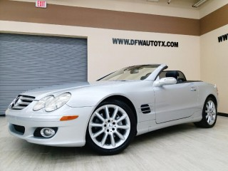 Image for 2007 Mercedes-Benz SL-Class SL 550 ID: 717388
