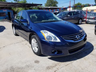 Image for 2011 Nissan Altima BASE ID: 1095972