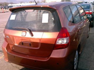 Image for 2007 Honda Fit Sport ID: 798993