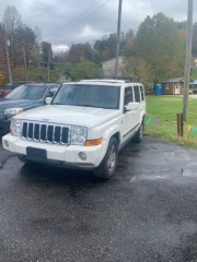 Image for 2010 Jeep Commander Limited ID: 805623