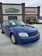 Image for 2014 Dodge Avenger SE ID: 1173856