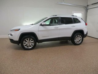 Image for 2015 Jeep Cherokee Limited ID: 841329