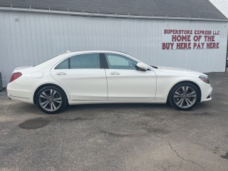 Image for 2019 Mercedes-Benz S-Class S 450 4MATIC ID: 1329514