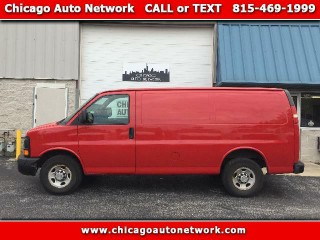 Image for 2011 Chevrolet Express 2500 Cargo ID: 880397