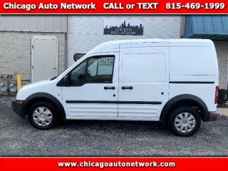 Image for 2013 Ford Transit Connect XL with Side and Rear Door Gl ID: 954841