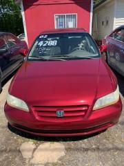 Image for 2002 Honda Accord SE ID: 2074197